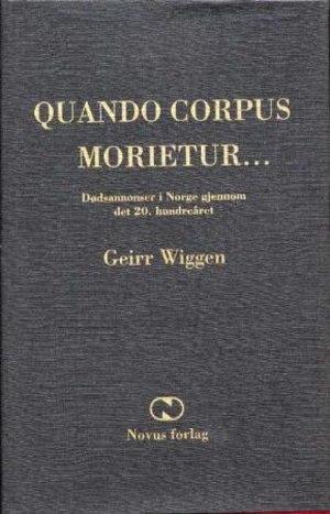 Quando corpus morietur