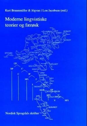 Moderne lingvistiske teorier og færøsk