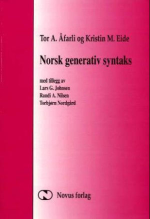 Norsk generativ syntaks
