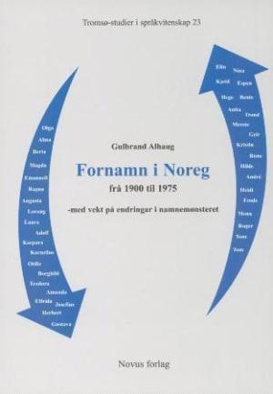 Fornamn i Noreg frå 1900-1975