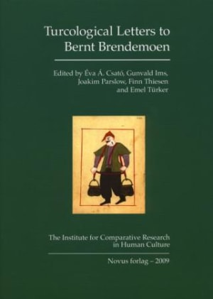 Turcological letters to Bernt Brendemoen