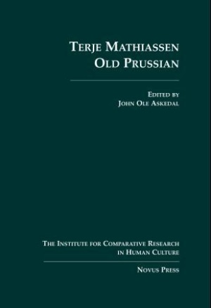 Old Prussian