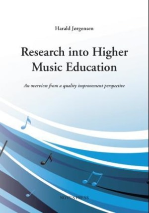 Research into higher music education