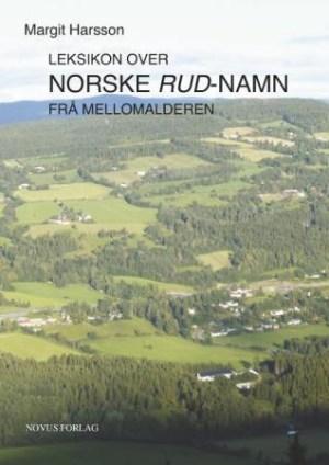 Leksikon over norske rud-namn frå mellomalderen
