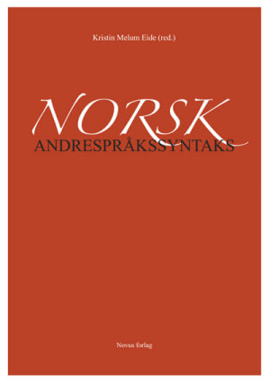 Norsk andrespråkssyntaks
