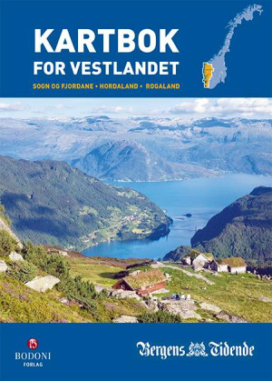 Kartbok for Vestlandet
