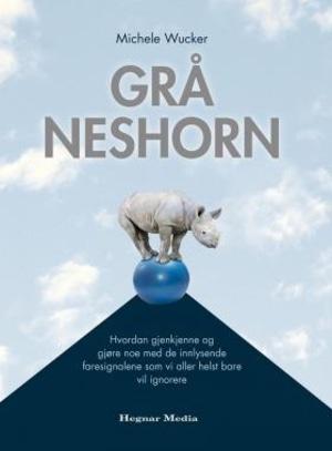 Grå neshorn
