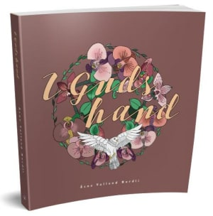 I Guds hand. En inspirerende fargeleggingsbok for voksne