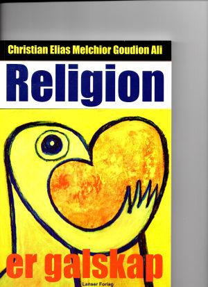 Religion er galskap
