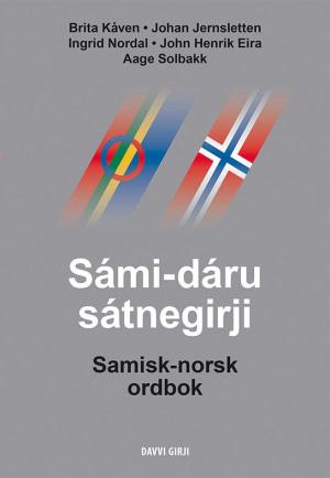 Sami-daru satnegirji = Samisk-norsk ordbok