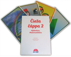 Cieza cáppa 2. Alfabehtta. Matematihkka. 65 alfabet- og matematikkort. Læremiddel for barnehage