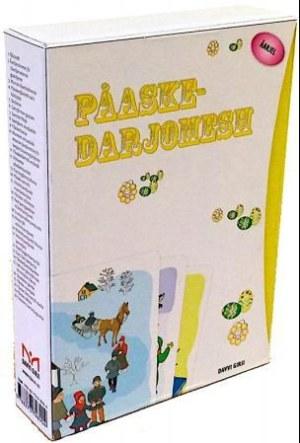 Påaske-darjomesh. 30 tekst- og billedkort
