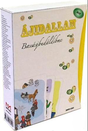 Ájidallam. Bæssásjbudáldibme. 30 tekst- og billedkort