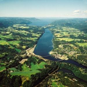 Spor etter istiden i Oslo og Akershus