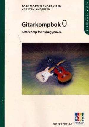 Gitarkompbok 0