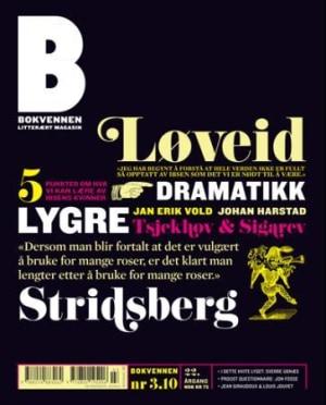 Bokvennen. Nr. 3 2010