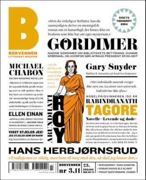 Bokvennen. Nr. 3 2011