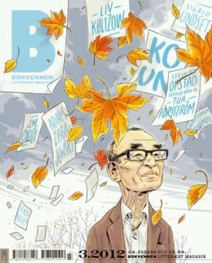Bokvennen. Nr. 3 2012
