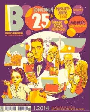 Bokvennen. Nr. 2 2014