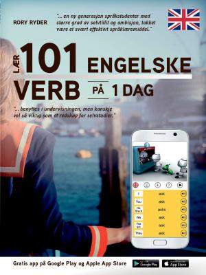 Lær 101 engelske verb på 1 dag