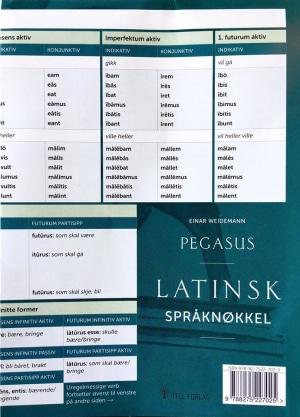 Pegasus Latin språknøkkel