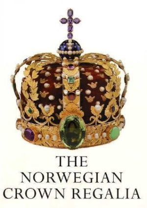 The Norwegian crown regalia