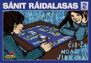 Sánit ráidalasas 2. Spill med 6 brett, 6 terninger og 24 flyttebrikker. 2-4 deltakere