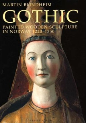 Gothic painted wooden sculpture in Norway 1220-1350