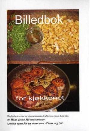 Billedbok for kjøkkenet