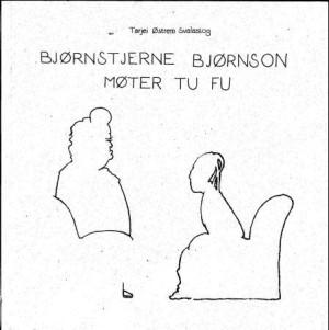 Bjørnstjerne Bjørnson møter Tu Fu