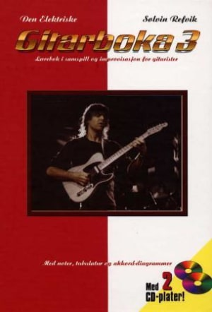 Den elektriske gitarboka 3