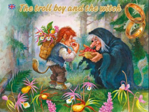 The troll boy and the witch