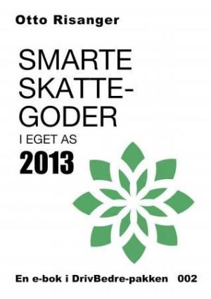 Smarte skattegoder i eget AS 2013