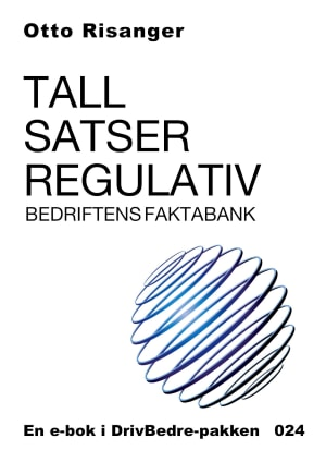 Tall, satser, regulativ