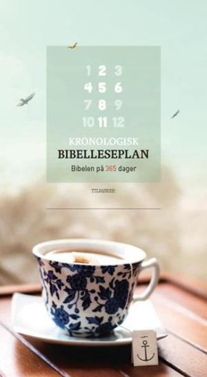 Kronologisk bibelleseplan