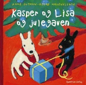 Kasper og Lisa og julegaven