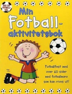 Min fotball-aktivitetsbok