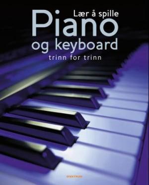 Lær å spille piano og keyboard