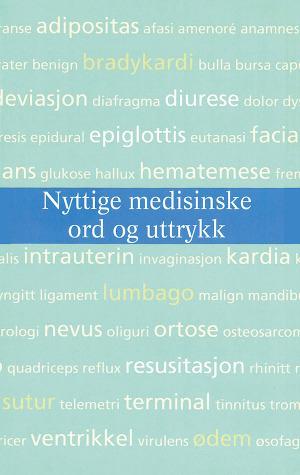 Nyttige medisinske ord og uttrykk