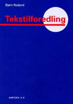 Tekstilforedling