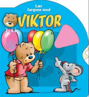 Lær om fargene med Viktor