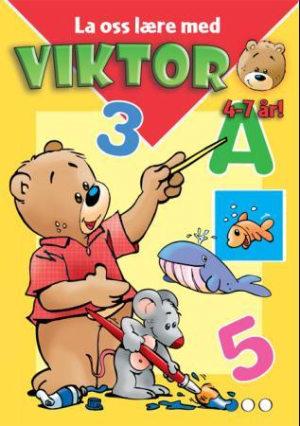 La oss lære med Viktor (gul)
