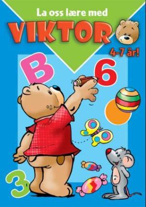 La oss lære med Viktor (blå)