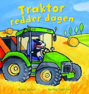 Traktor redder dagen