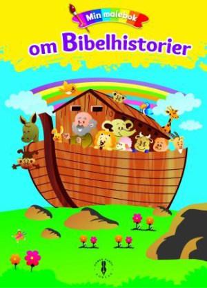 Min malebok om Bibelhistorier. Med malerskrin