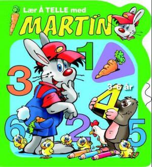 Lær å telle med Martin