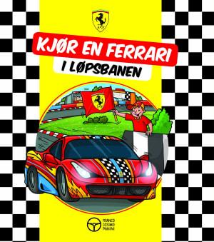 Kjør en Ferrari i løpsbanen