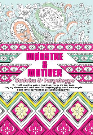 Mønstre & motiver. Sudoku & fargelegge