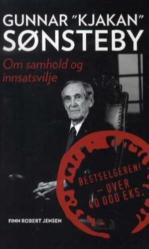 """Gunnar """"Kjakan"""" Sønsteby"""