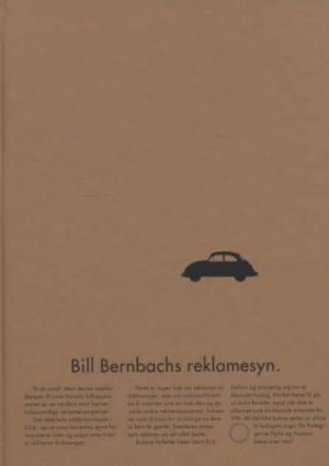 Bill Bernbachs reklamesyn